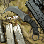 R.S. Knifeworks Hellclaw Karambit (RSKHellclawKbitMTO)