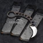 RS Knifeworks Scorched Karambit