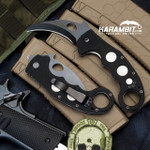 Emerson Black Super Karambit Folding Knife