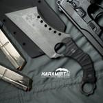 R.S. Knifeworks Wilson Ringed Butcher (RSKWilsonButchMTO)