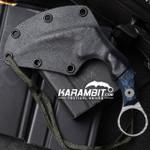 James Coogler's Blue Rockface Juggernaut Karambit (JCooglerBluJgrntRckfceKbit)