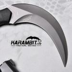 Schrade Shasta Mcnasty Fixed Karambit (Sch112)