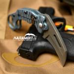 James Coogler's Blue Ravager Flipper Prototype Karambit (CooglerRavagerProto)