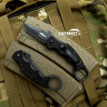 Fox 597 Dart Karambit + Trainer - 2 in 1 Package (FX597 + FX597-TK)