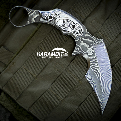 James Coogler's Carved Scales Reaper Karambit (JCooglerCrvdSclsReaperKbit)