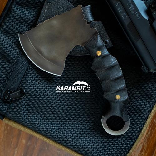 Russian Ringed Hand Axe (RussianRingedAx)
