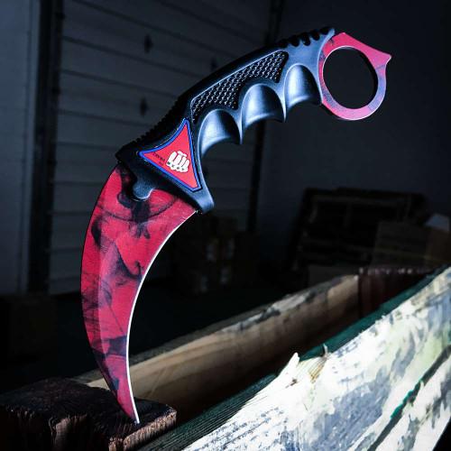 Dark Ruby Doppler Honshu Karambit (BKSZD)