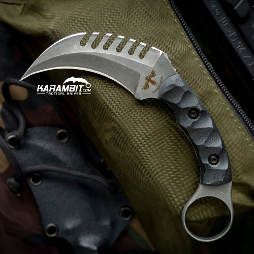 James Coogler's Mini Kratos Prototype Karambit (JCooglerMiniKratosKbit)