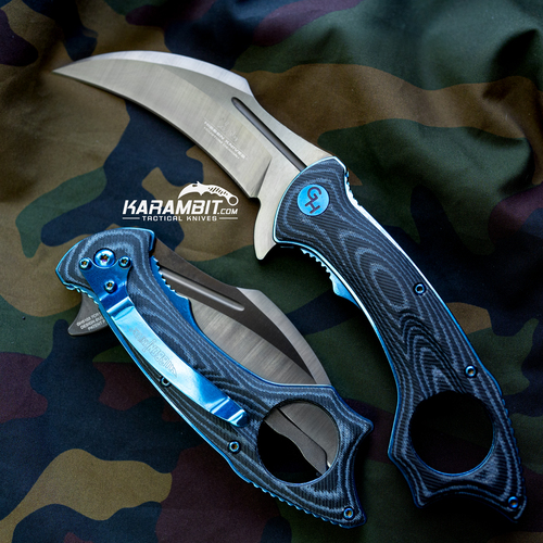 United Cutlery Gil Hibben's Warbird Folding Karambit (GH5103)