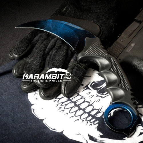 Painted Honshu Doppler Phase 4 Karambit (DopplerPhase4)