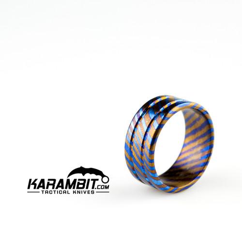 James Coogler Timascus Ring (CooglerTimRingMTO)