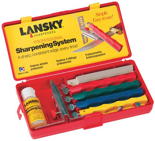 Lansky Professional Knife Sharpening System (LKCPR)