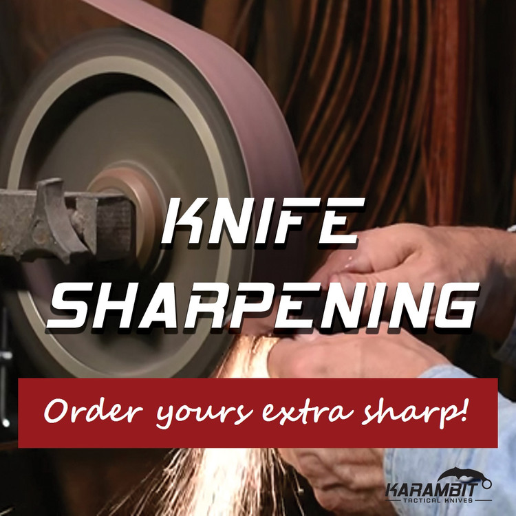 Can We Add Professional Knife Sharpening Services To Your Order Today? (KnifeSharpeningPromo)