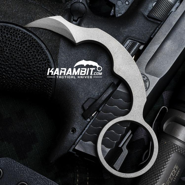 The Max Venom Karambite Last Ditch Neck Knife (TheKarambite)