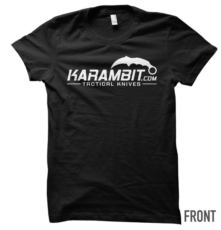 Karambit.com Logo T-shirt