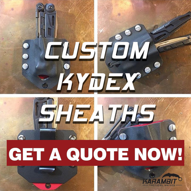 Custom Kydex Sheaths