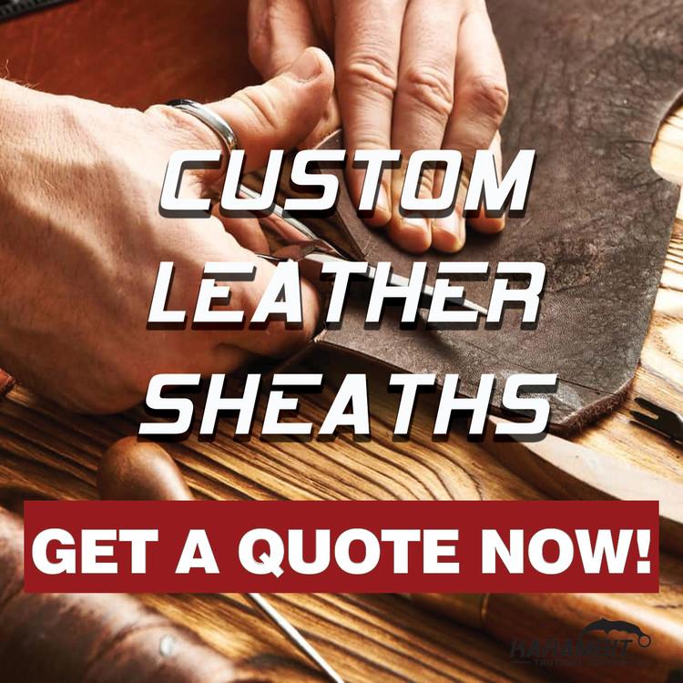 Custom Leather Sheaths (CustomLeatherSheaths)