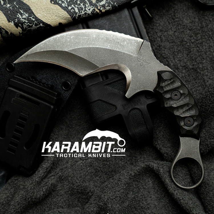 James Coogler's Carbon Fiber Reaper Karambit (JCooglerCFReaperKbit)