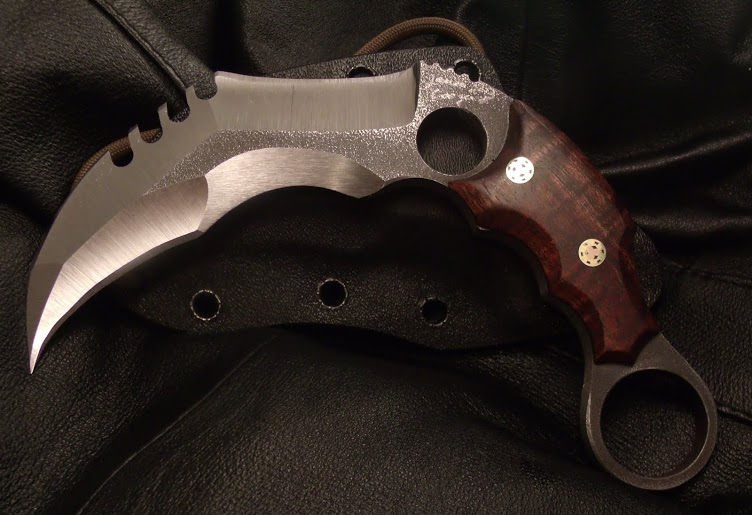 Coogler Catalyst Custom Karambit