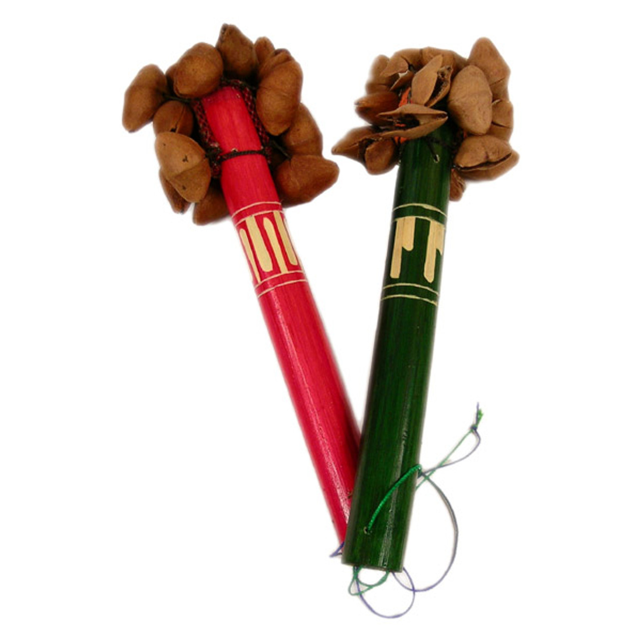 san pedro rattle instrument
