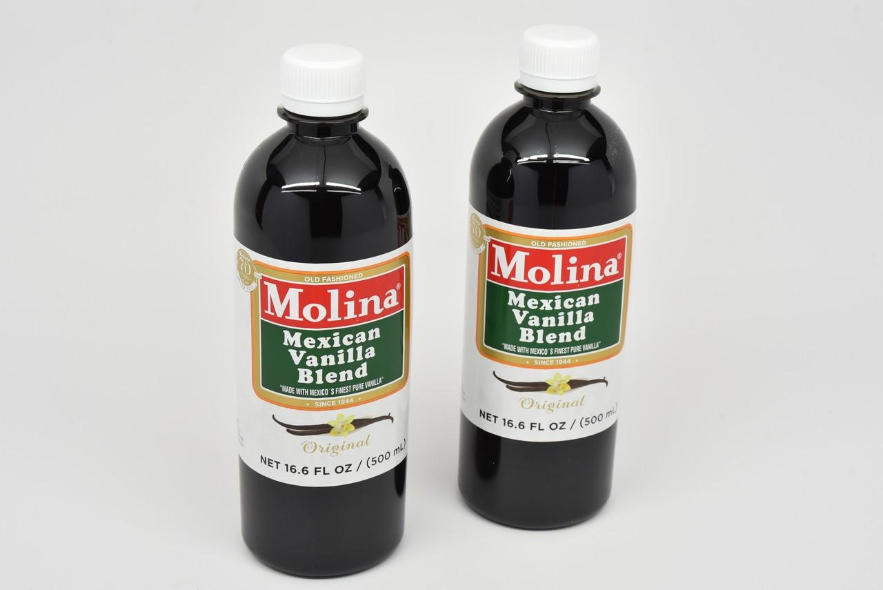 Pure Original Bottled Dark Vanilla from Mexico 16 8 OZ
