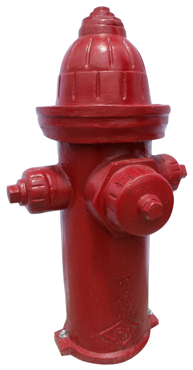 Fire Haydrant New York Vintage 33
