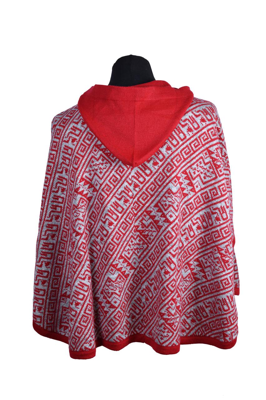 Luxury Peruvian Handmade Lightweight Hooded Poncho 100/% Baby Alpaca Baby Alpaca Poncho