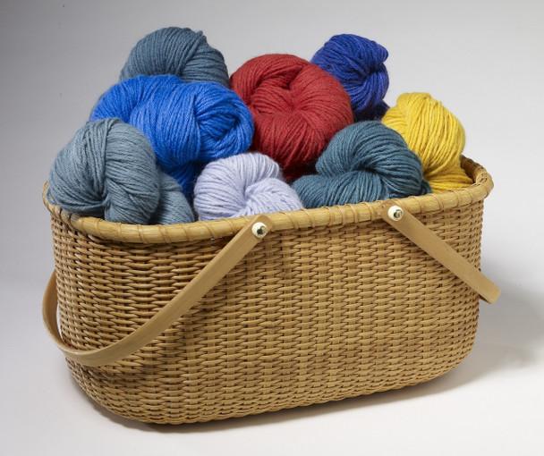 Alpaca Yarn Skeins Colors