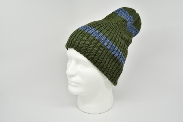 Fisherman's Alpaca Minimalist Beanie Double Wall