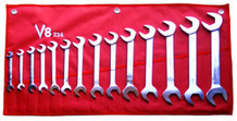V8 214SAE Standard Angle Head Wrench Set  V8 214A, V8 214