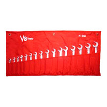 V8 Tools 816 Angled Metric Wrench Set