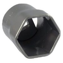 OTC 1904 2-9/16in. 3/4in. Drive 6 Point Bearing Locknut Socket