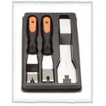 VIM DT6000 3-Piece Upholstery Tool Set