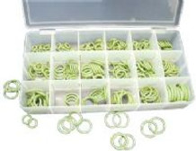 ATD 356 270 Pc. HNBR R12 and R134a O-Ring Assortment