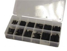 ATD 373 245 Pc. Roll Pin Assortment, 1/16 - 1/4in