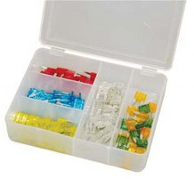 ATD 382 100-Piece Mini Car Fuse Assortment
