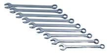 V8 9109 Wrench Set, 9pc Long-Pattern Combination