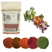 Most popular bulk vegetable ingredients