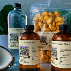 what is coconut extract