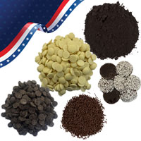 American made baking chocolates for sale
