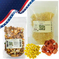 Made in USA snacks & dried fruit for sale