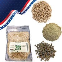 USA grown grains and beans for sale