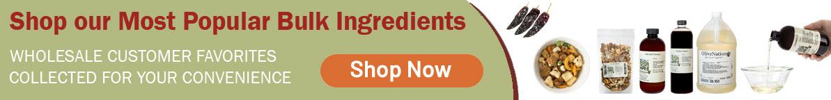 shop bulk ingredients