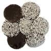 Dark Chocolate Non-Pareils by Guittard