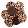 Milk Chocolate Non-Pareils, Rainbow by Guittard