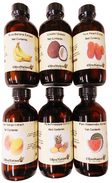 Set of 6 Tropical Extracts