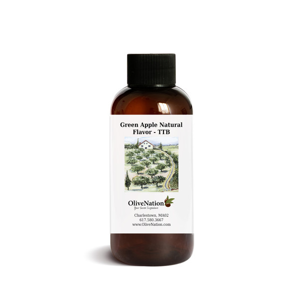 Green Apple Natural Flavor - TTB