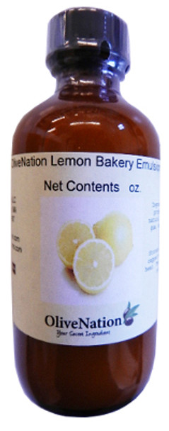 Lemon Emulsion
