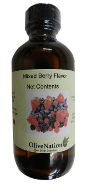 Mixed Berry Flavor