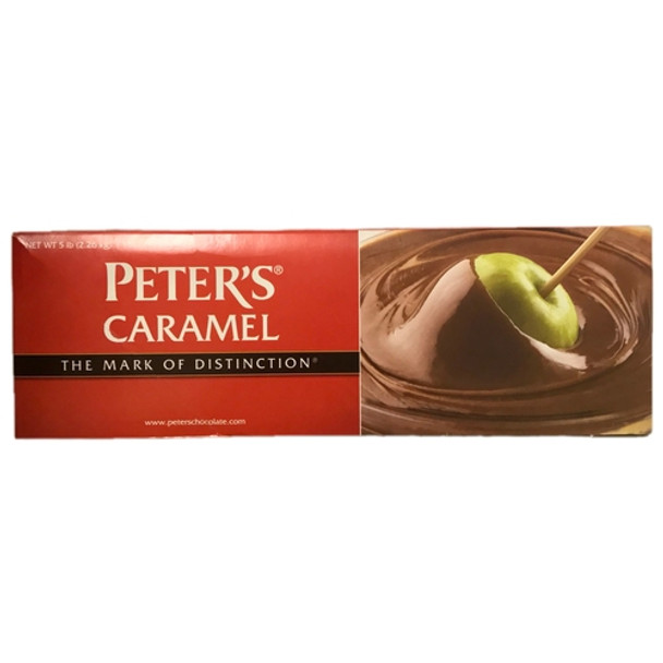 Peter's Caramel Loaf